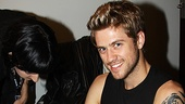 Rent at the Hollywood Bowl – Aaron Tveit (tattoos)