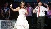 Rock of Ages wedding  Sharyn Krum  Paul Fontana singing