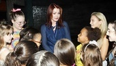 Priscilla Presley at Billy Elliot – Priscilla Presley – ballet girls