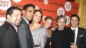 Trust Opening  Peter DuBois  Bobby Cannavale  Sutton Foster  Ari Graynor  Paul Weitz  Zach Braff