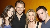 Next to Normal Times Talks Event – Meghann Fahy – Jason Danieley – Marin Mazzie – Brian Crum