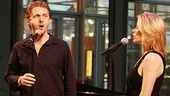 Next to Normal Times Talks Event – Jason Danieley – Marin Mazzie (singing)