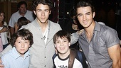 Jonas Addams  Frankie  Nick Jonas  Adam Riegler  Kevin Jonas