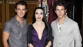 Jonas Addams  Kevin Jonas  Bebe Neuwirth  Nick Jonas
