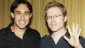 It Must Be Him Opening Night – Ryan Duncan – Anthony Rapp