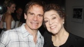 For a play about a TV comedy writer, it helps to attract a pair of TV stars: Peter Scolari (as lead character Louie Wexler) and Liz Torres (as his wisecracking maid, Ana).