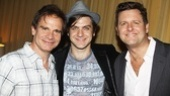 It Must Be Him Opening Night – Peter Scolari – Harris Doran – Edward Staudenmayer