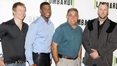 Lombardi Meet and Greet – Bill Dawes – Robert Christopher Riley – Dan Lauria – Jim Taylor