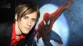 Spider-man GMA  Reeve Carney - 4