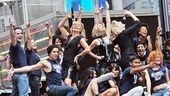 Bway on Bway 2010  Mamma Mia cast  2
