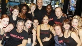 Bway on Bway 2010  Chicago cast