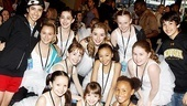 Bway on Bway 2010 – Billy Elliot cast