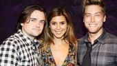 Love Loss Jamie  Robert Iler  Jamie-Lynn Sigler  Lance Bass