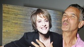Patti LuPone Book Launch Party – Brian Stokes Mitchell