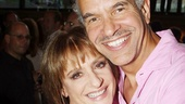 Patti LuPone Book Launch Party  Patti LuPone  Brian Stokes Mitchell
