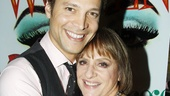 Patti LuPone Book Launch Party  Justin Guarini  Patti LuPone