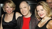After a riotous opening performance, show stars Julie Halston, Charles Busch and Alison Fraser ditch their confining habits and are ready to let loose.