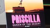 Priscilla Meet  sign