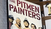 Pitmen Painters Opening Night  marquee