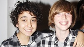 Freckleface Strawberry Opening Night – Alex Wolff – Caleb Freundlich
