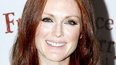 Freckleface Strawberry Opening Night – Julianne Moore (portrait)