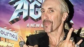 Dee Snider Rock of Ages opening night  Dee Snider