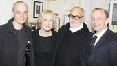 Normal Heart Benefit Reading – Zeljko Ivanek – Glenn Close- Larry Kramer – Joel Grey