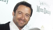 Driving Miss Daisy Opening Night – Hugh Jackman – Pat Schoenfeld