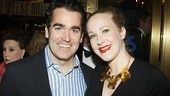 Driving Miss Daisy Opening Night – Brian d'Arcy James – Katie Finneran
