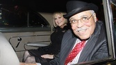 Driving Miss Daisy Opening Night – Cecilia Hart Jones – James Earl Jones (car)