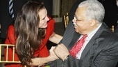 Driving Miss Daisy Opening Night – Brooke Shields – James Earl Jones