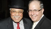 Driving Miss Daisy Opening Night – James Earl Jones – Jed Bernstein