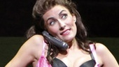 Laura Benanti as Candela in Women on the Verge of a Nervous Breakdown.