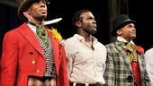 Scottsboro opening – Colman Domingo – Joshua Henry – Forrest McClendon