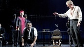 Show Photos - The Merchant of Venice - Lily Rabe - Al Pacino - Byron Jennings
