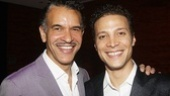 Women on the Verge Opening Night – Brian Stokes Mitchell – Justin Guarini