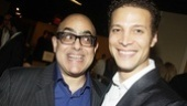 Women on the Verge Opening Night – David Yazbek – Justin Guarini