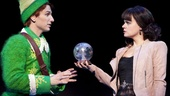 Show Photos - Elf - Sebastian Arcelus - Amy Spanger