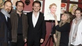 Jason Danieley Sardi's Caricature – David Hyde Pierce – David Loud – Debra Monk – Jill Paice