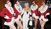 Radio City Christmas opens  Jill Martin  Oliver