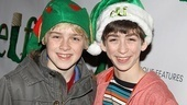 Elf opens – Joseph Harrington – Jacob Clement