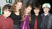 Elf opens  Nathan Brenn, D. Pidell, Katherine McNamara, Kyle Breen  Zach Landes