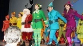 Elf opens  cast