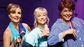 Judy McLane as Tanya, Lisa Brescia as Donna and Gina Ferrall as Rosie in 'Mamma Mia!