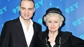 Elaine stritch Jordan roth talk  Jordan roth  Elaine stritch 
