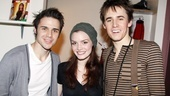 Kris Allen Spiderman  Kris Allen  Jennifer Damiano  Reeve Carney