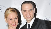 New York Stage and Film 2010 Gala  Laura Linney  Jordan Roth