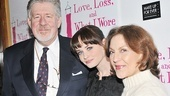 Love Loss January – Edward Herrmann – Alexis Bledel – Kelly Bishop