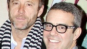 Desert City opens  John Benjamin Hickey  Andy Cohen