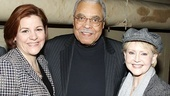 James Earl Jones 80th Birthday – James Earl Jones – Christine Quinn – Cecilia Hart Jones